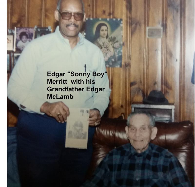 Sonny Boy with Edgar